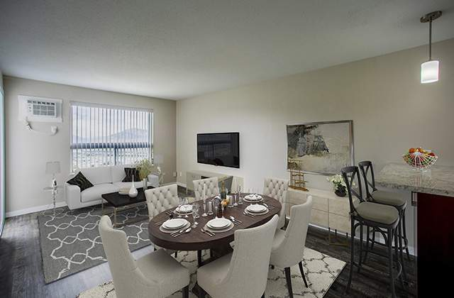 Glynnwood Terrace Apartments dine