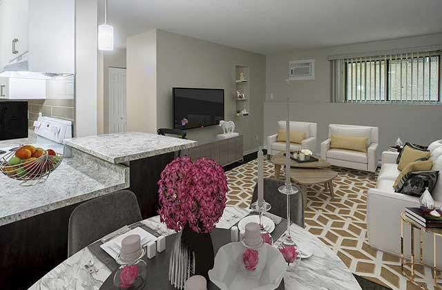 Stetson Place Apartments dine