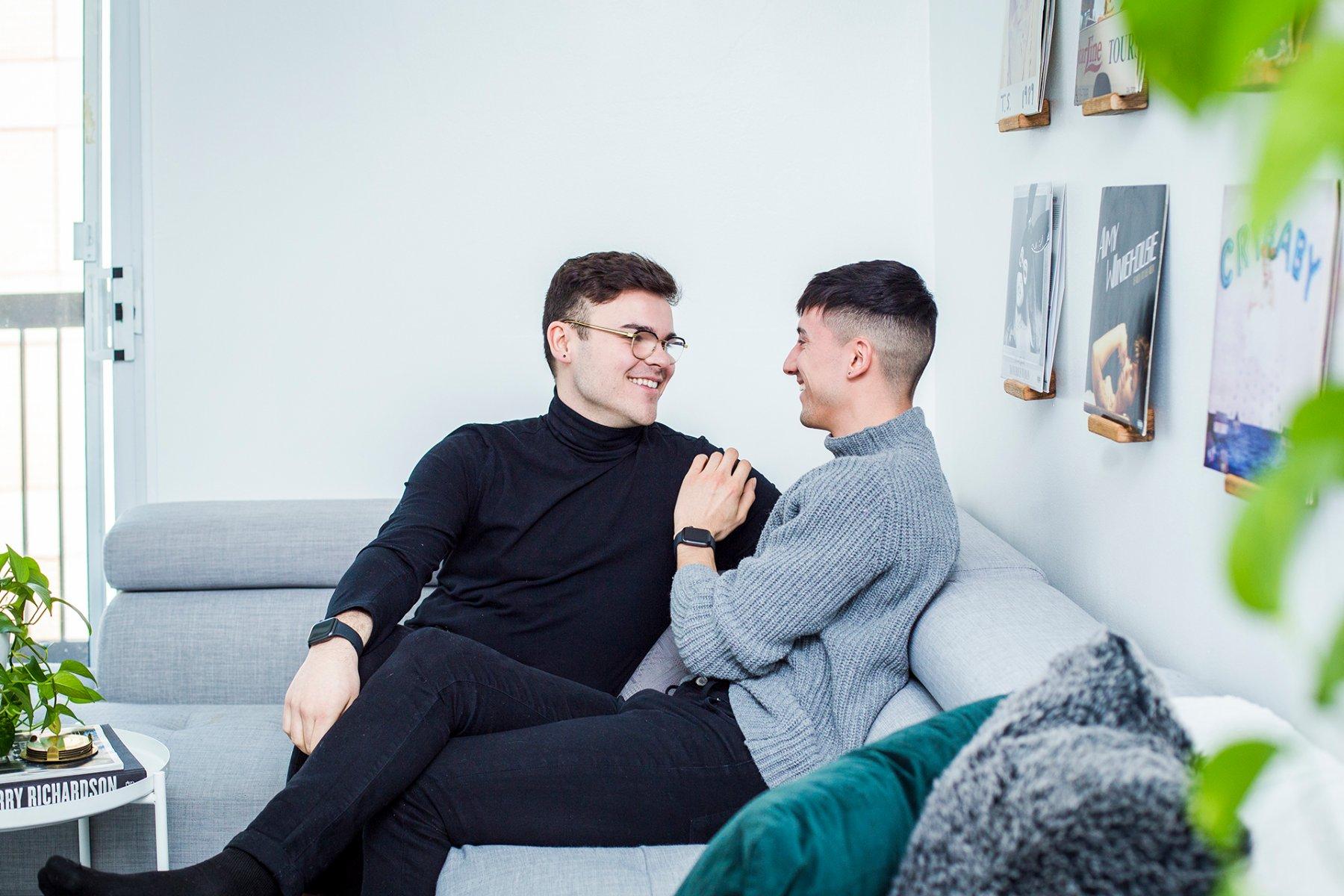 Olivier et Antoine